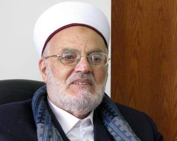 الاحتلال يعتقل خطيب المسجد الأقصى الشيخ عكرمة صبري