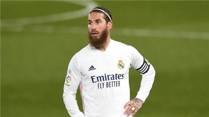 راموس يعلق على تجديد عقده مع ريال مدريد