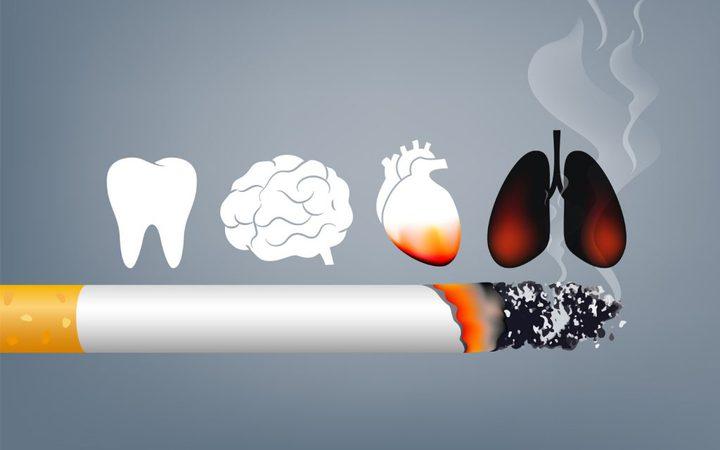 """دراسة:جميع أشكال التدخين قد تزيد من مخاطر """"كوفيد-19"""""""