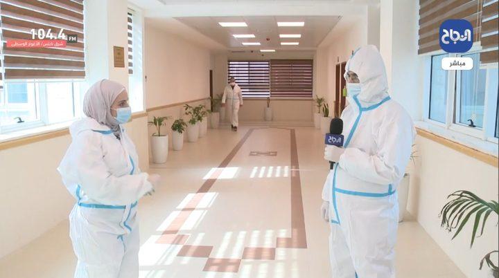 د. صالح: نابلس الوحيدة التي تحتوي على 3 مستشفيات لعلاج كورونا