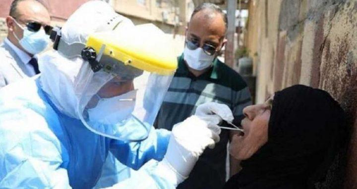 حالة وفاة و70 إصابة جديدة بكورونا في غزة