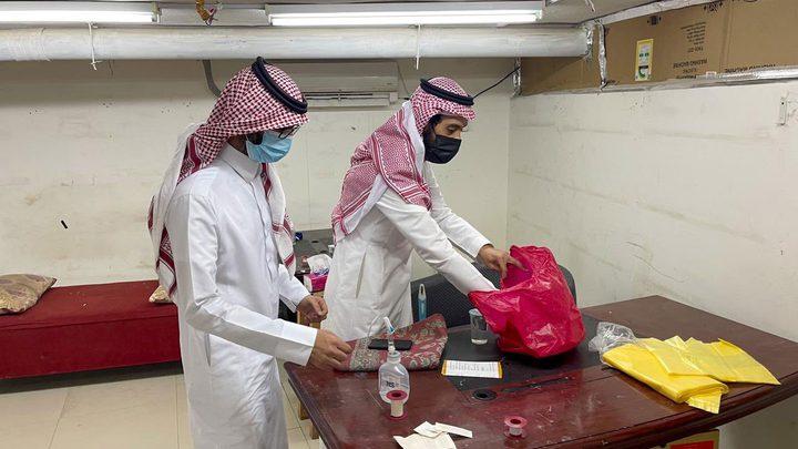 ضبط عمالة وافدة تشغل عيادة منزلية مخالفة بالسعودية