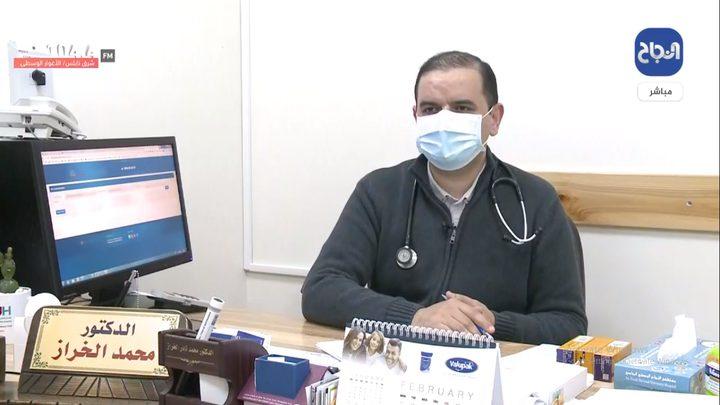 أخصائي أمراض باطنية: الطفرات الجديدة أدت لتسارع تفشي كورونا