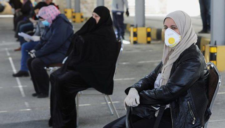 الأردن: 74 وفاة و9192 إصابة جديدة بفيروس كورونا