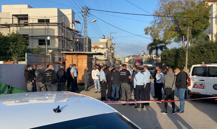 مقتل شابين وإصابة آخرين رميا بالرصاص في قلنسوة