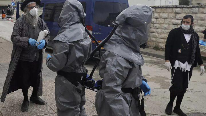 دولة الاحتلال تسجل أقل من 300 إصابة بفيروس كورونا