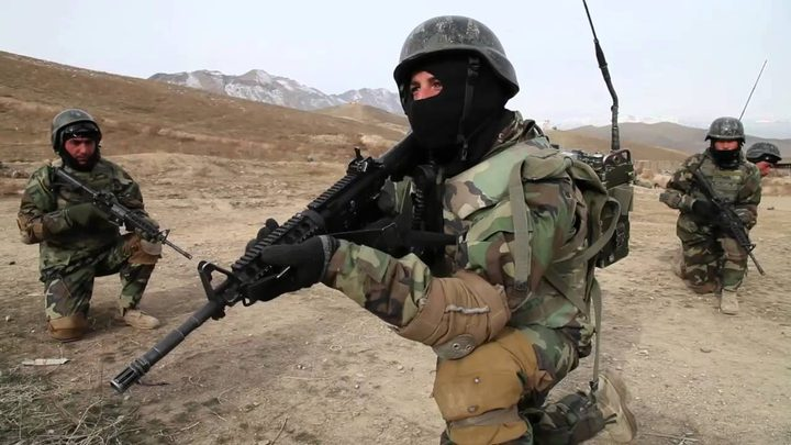 مقتل 6 جنود بانفجار غربي أفغانستان