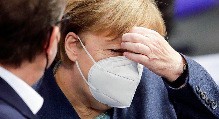 """""""جائحة جديدة"""" في ألمانيا.. ميركل تطلق """"صيحة الخطر"""""""