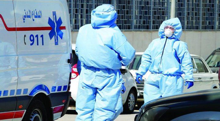 الأردن يسجل 104 وفيات خلال يوم بسبب فايروس كورونا
