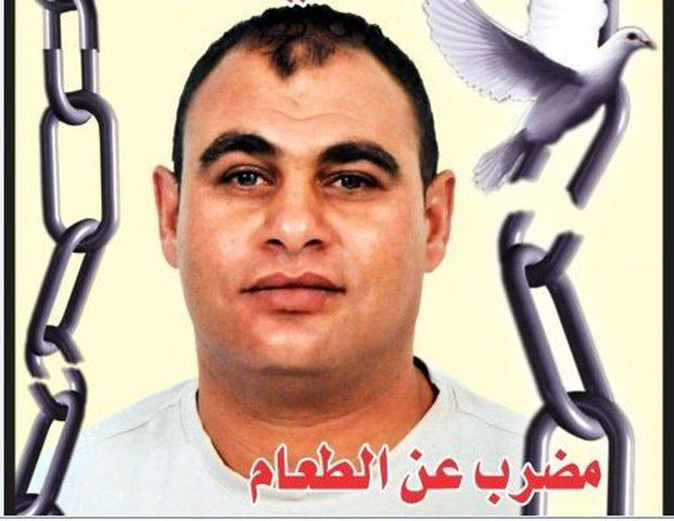 الأسير البطران يواصل إضرابه عن الطعام لليوم ال 35 على التوالي