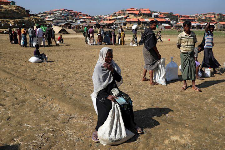 الأمم المتحدة تخصص 14 مليون دولار لدعم مخيمات اللاجئين ببنغلاديش