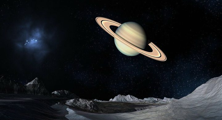 علماء يكتشفون تشابها بين قمر زحل والأرض