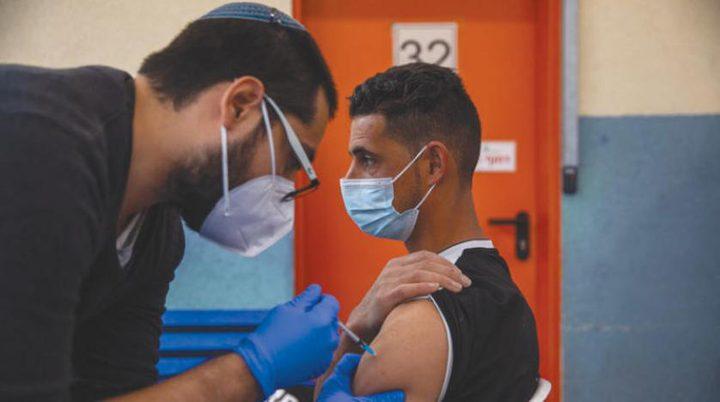 الاحتلال يعلن عن موعد تطعيم العمال الفلسطينيين بالجرعة الثانية