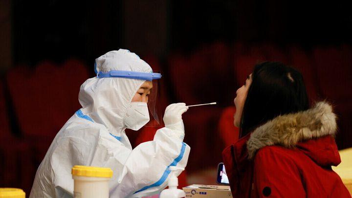 الصين.. 6 إصابات جديدة محلية بكورونا جنوب غرب البلاد