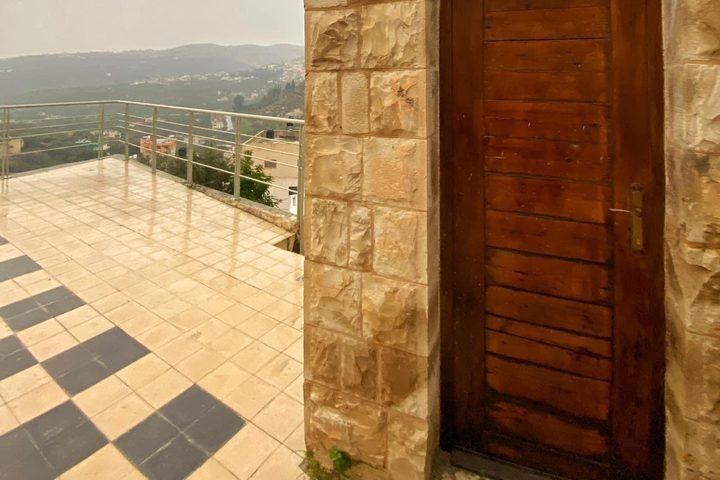 الجمال والعراقة في قرية نصف جبيل شمال نابلس