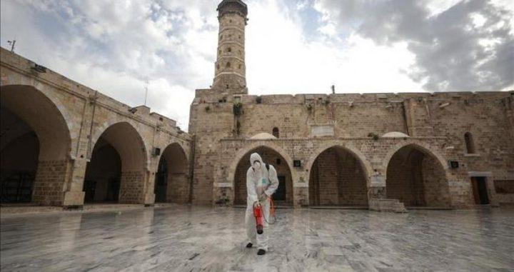 في ظل انتشار كورونا.. أوقاف غزة تصدر تعليمات بشأن المساجد