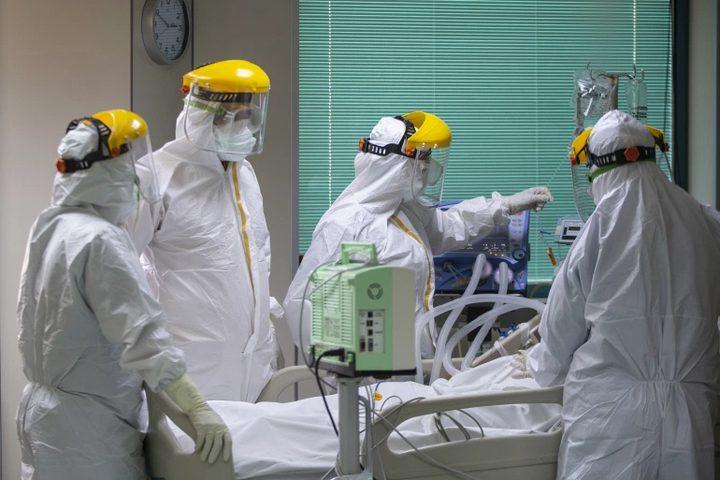 39 وفاة و710 إصابات جديدة بفيروس كورونا في مصر