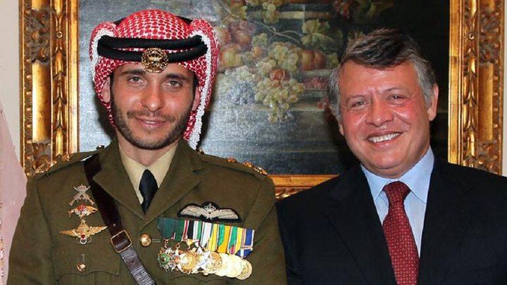 العاهل الأردني يكلف عمه الأمير الحسن بمهمة التواصل مع الأمير حمزة