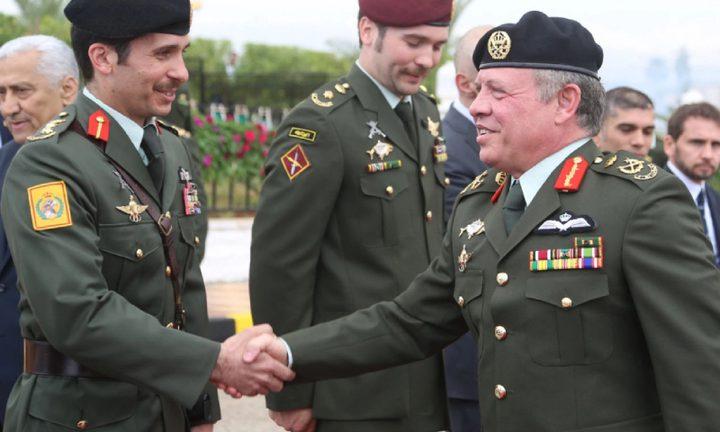 الديوان الملكي الأردني يكشف نتائج اجتماع ضم أمراء بينهم حمزة