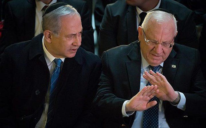 استطلاع: الأغلبية تعارض تعيين نتنياهو رئيسا لدولة الاحتلال