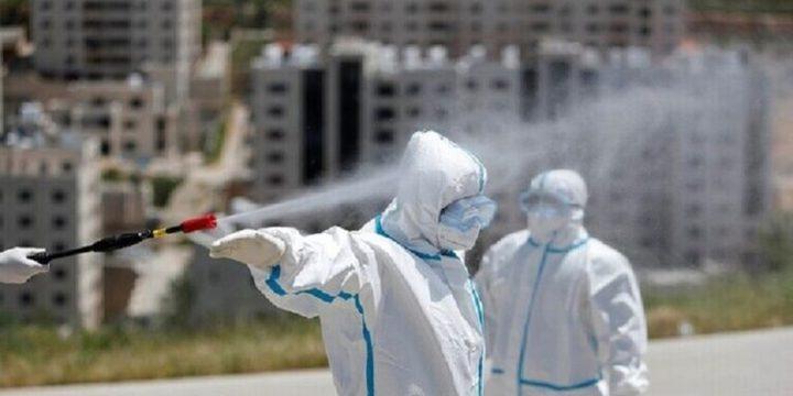 2672 إصابة و18 حالة وفاة و1538 حالة تعافي من فيروس كورونا