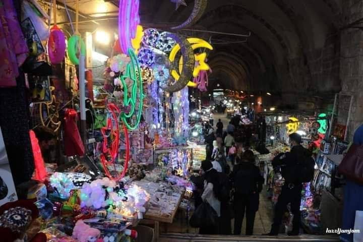 """فعاليات مهرجان التسوق """"يلا على البلد"""" تنطلق في القدس"""