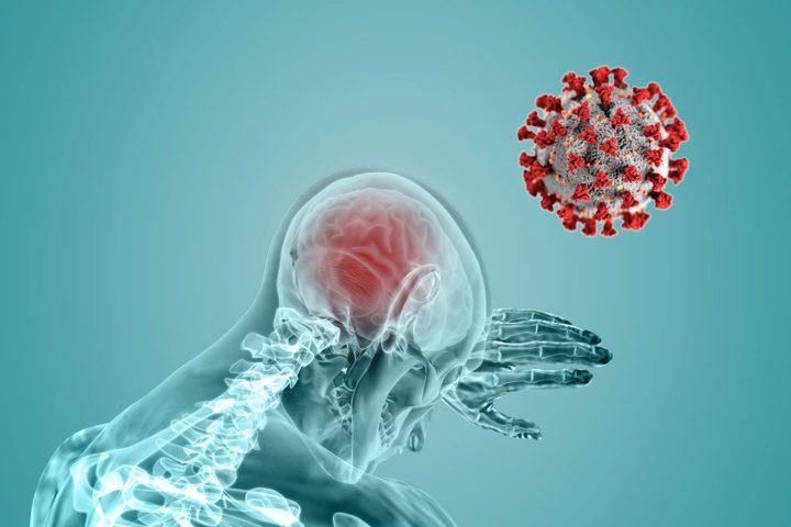 كورونا يزيد خطر الإصابة بالإكتئاب والخرف والسكتة الدماغية