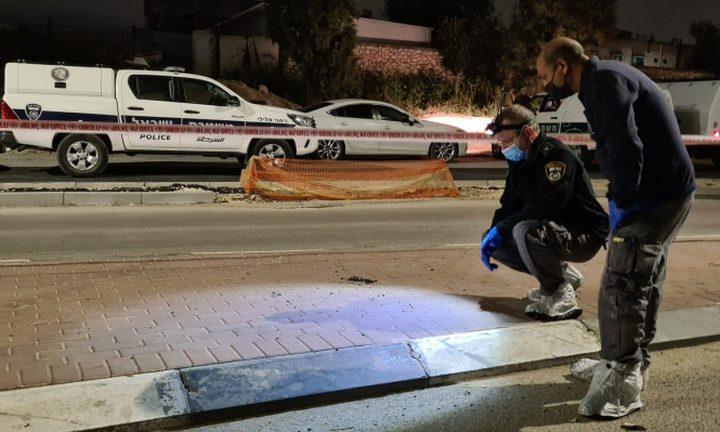 إصابة 3 فتية بجريمة إطلاق نار في مدينة رهط