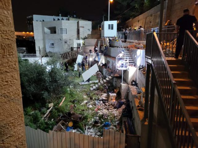 القدس: مستوطنون يستولون على عقارات في سلوان