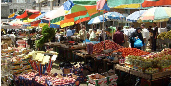 رمضان: فتح الأسواق حتى السابعة مساءً في محافظة نابلس السبت