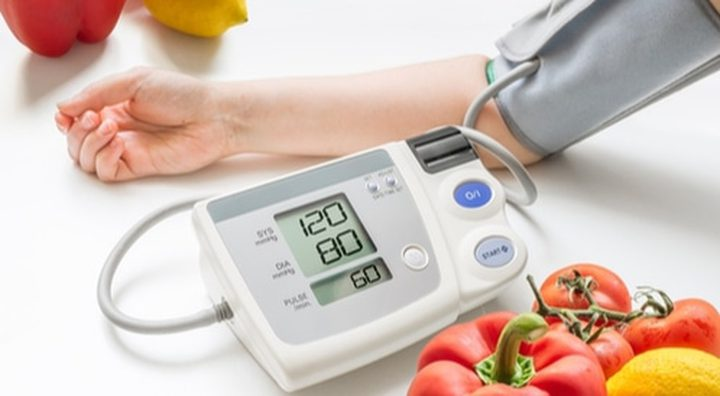 طريقة لخفض ضغط الدم بدون دواء