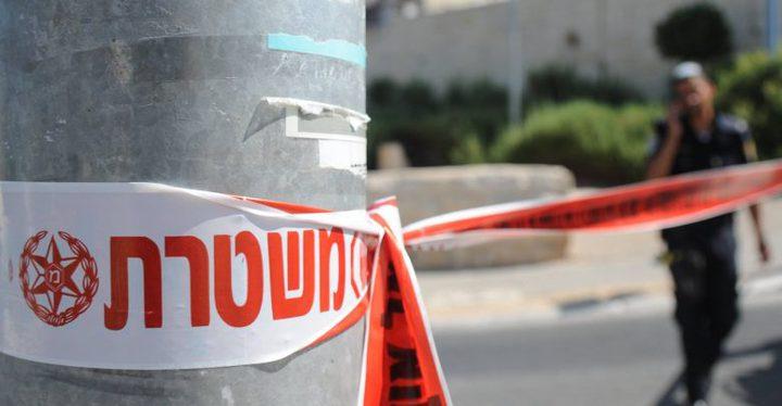إصابة خطيرة في جريمة إطلاق نار ببلدة أبو سنان