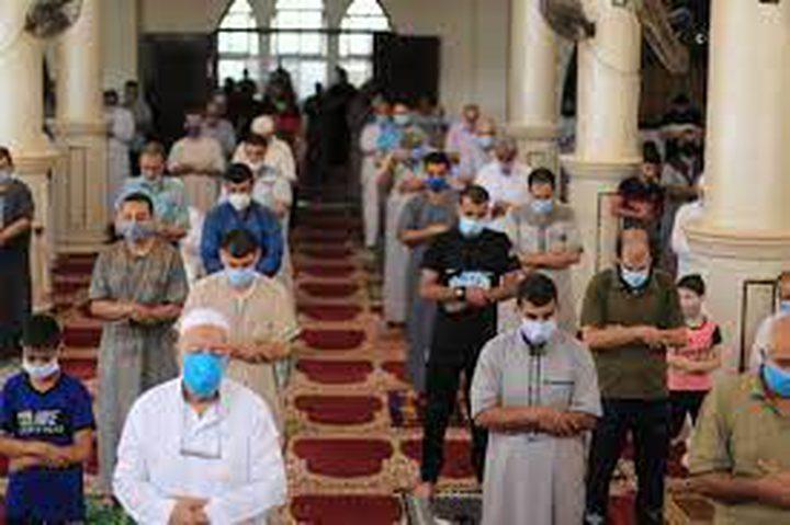 """""""الأوقاف"""" تعلن عن البروتوكول الخاص لصلاة الجمعة والتراويح برمضان"""