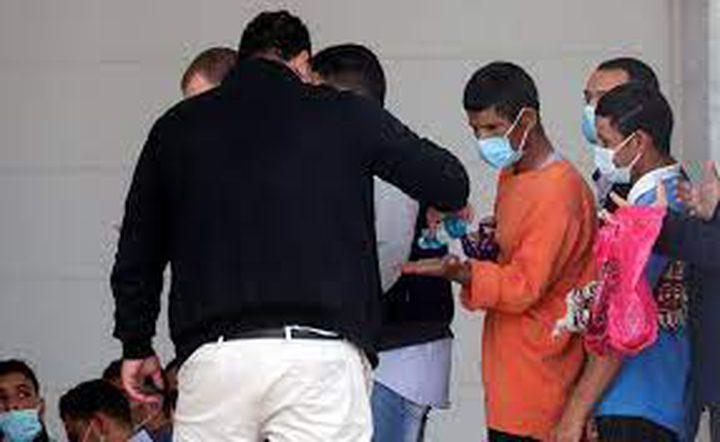 مصر:  42 وفاة و818 إصابة جديدة بفيروس كورونا