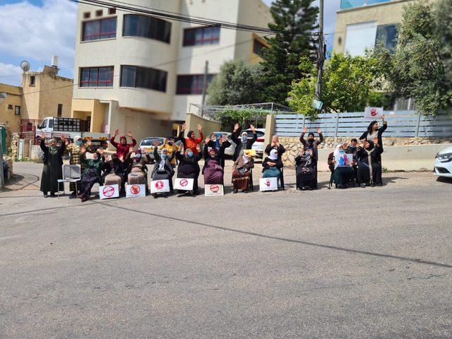 دير الأسد: تنظيم وقفة احتجاجية ضد استمرار الجريمة بالداخل المحتل