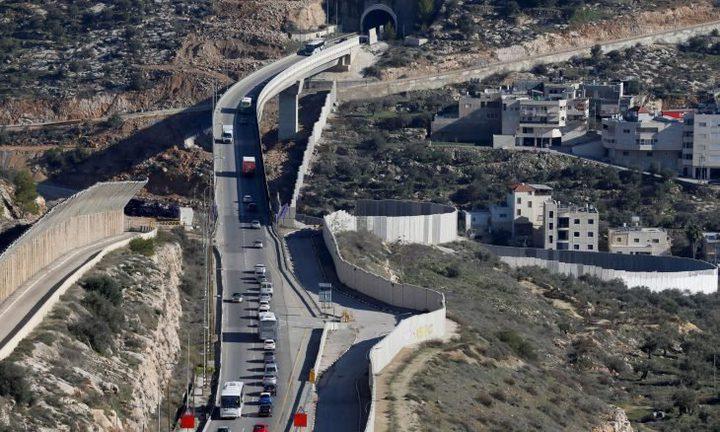 تفاصيل مخطط إقامة 4 أنفاق لربط تل أبيب- القدس بالغور