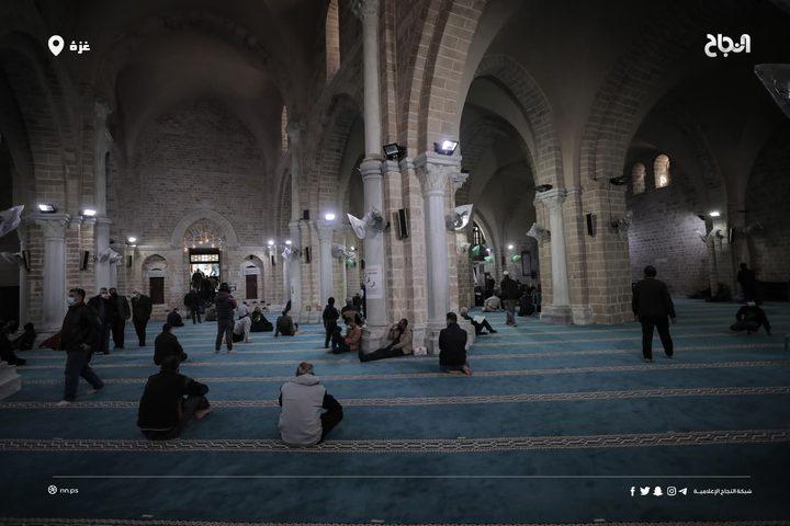 قطاع غزة أول يوم في شهر رمضان المبارك