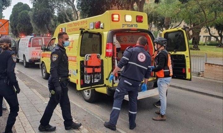 حيفا: إصابة شاب بجراح خطيرة إثر تعرضه لحادث دهس