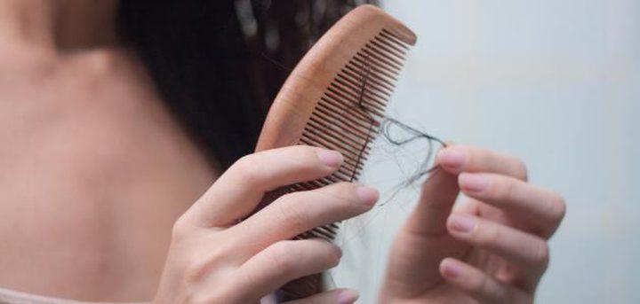 دراسة: الإجهاد من الأسباب الرئيسية في تساقط الشعر