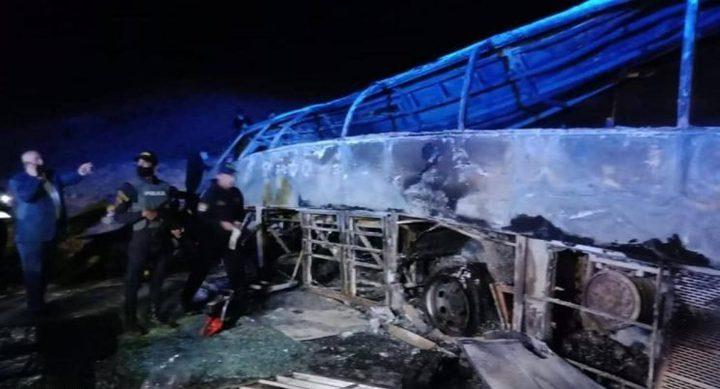 مصرع 20 شخصا في حادث مروري بمصر