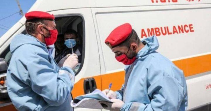 10 وفيات و1318 إصابة جديدة بفيروس كورونا في قطاع غزة