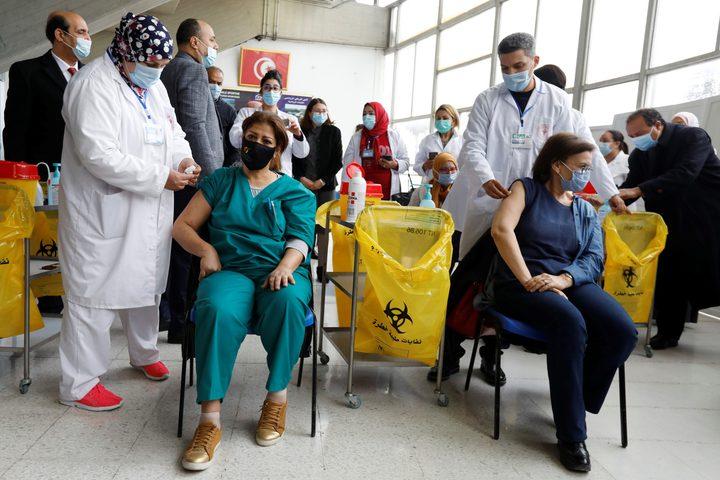78 وفاة و2199 إصابة جديدة بفيروس كورونا في تونس