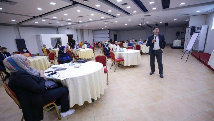 بدء عملية تدريب المراقبين على الانتخابات الفلسطينية 2021