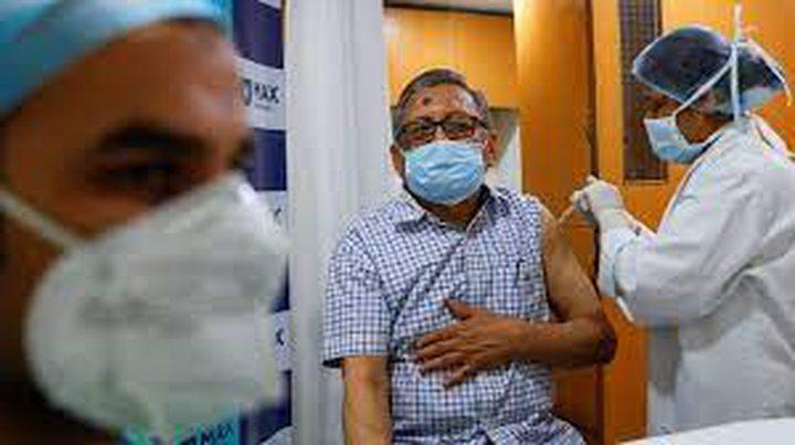 زيادة يومية قياسية أخرى في إصابات كورونا في الهند