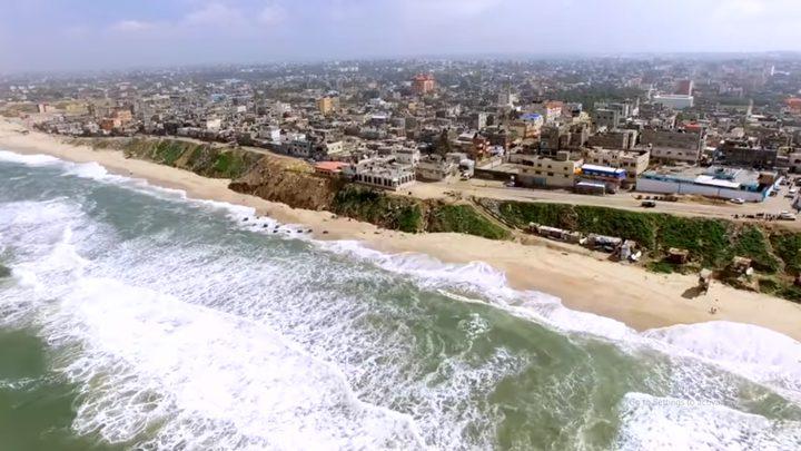 جولة أوروبية (6)  محطة تحلية مياه البحر في قطاع غزة