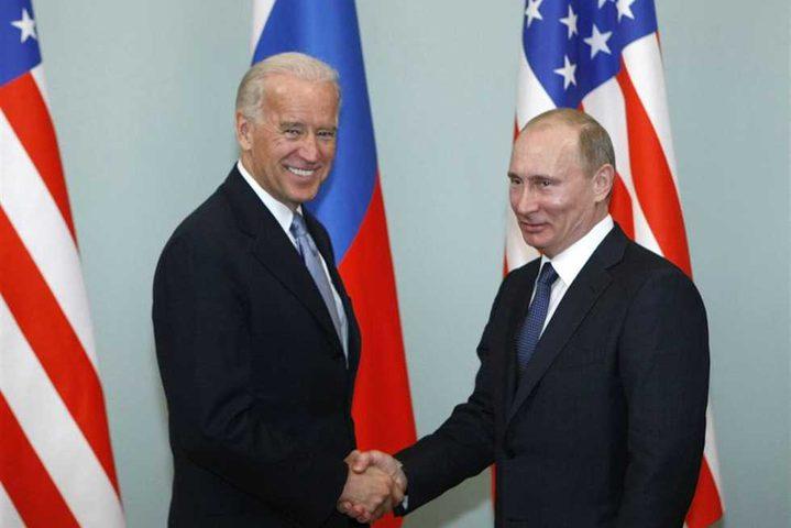 بوتين يناقش مع بايدن محاولة الانقلاب في بيلاروسيا