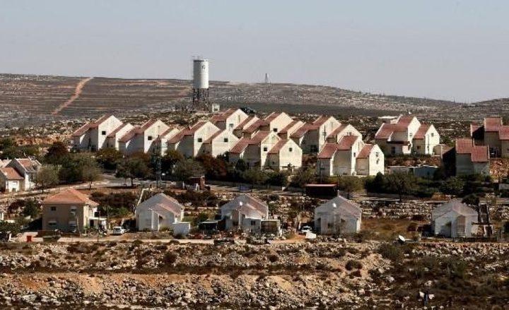 الاحتلال يشرع ببناء وحدات استيطانية جديدة بالأغوار الشمالية