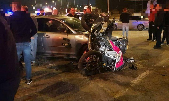 مصرع 4 أشخاص وإصابة 5 آخرين في حوادث طرق مختلفة