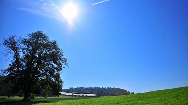 الطقس: انحسار الموجة الحارة اليوم الثلاثاء