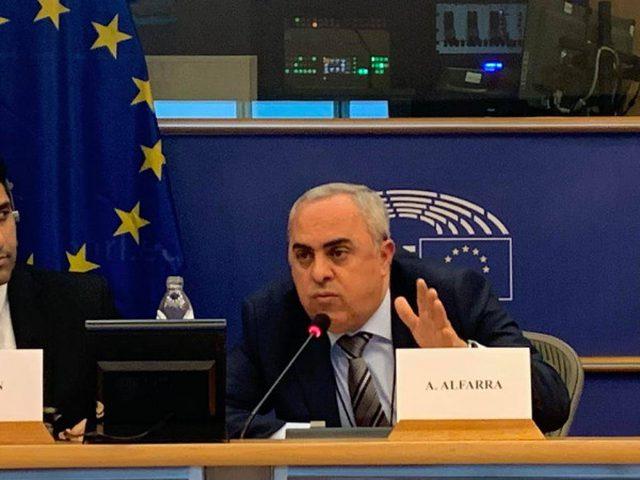 الفرا: الأوروبيون يرفضون عرقلة الاحتلال عملية إجراء الانتخابات